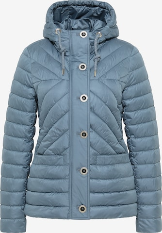 faina Between-Season Jacket in Blue
