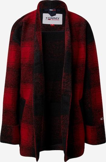 Tommy Jeans Blazer in rot / schwarz, Produktansicht