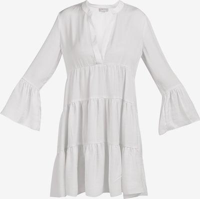 Usha Zomerjurk in de kleur Wit, Productweergave