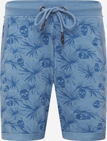 Key Largo Byxa 'WOLFGANG' i blå