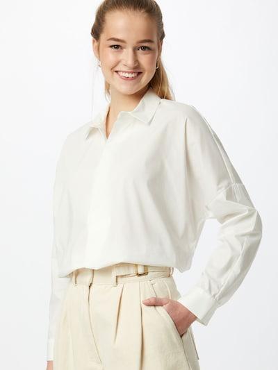 Gina Tricot Bluse 'Blenda' in weiß, Modelansicht