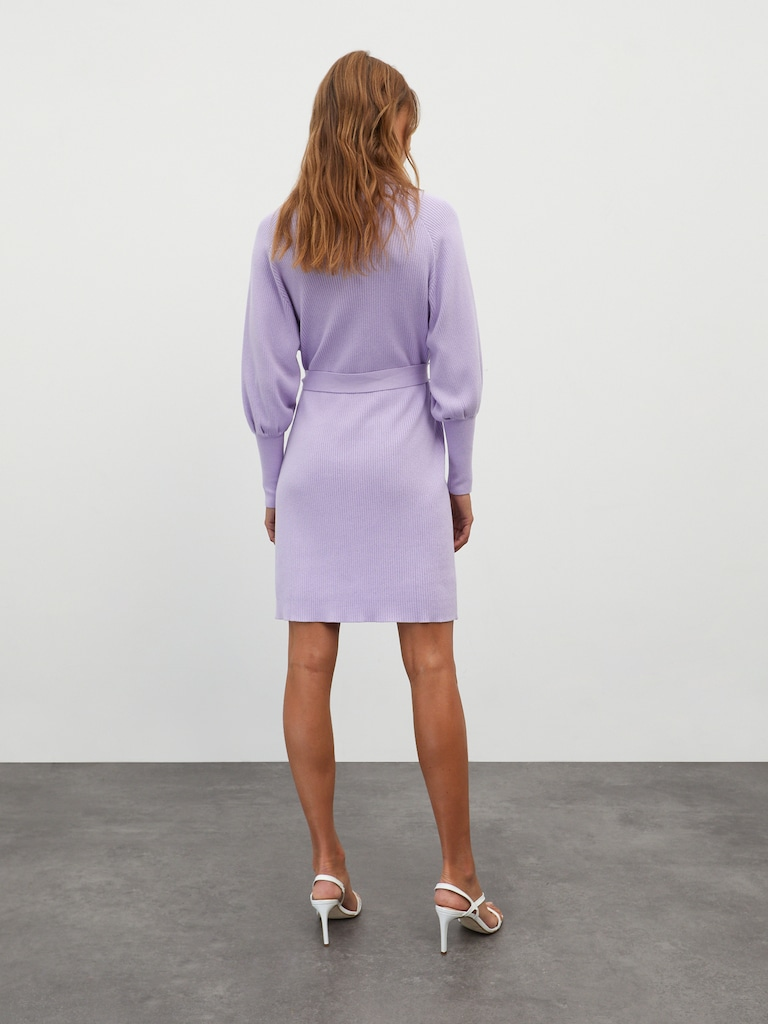 Gebreide jurk 'Malene'