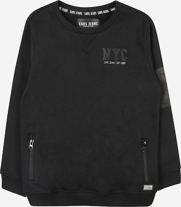 Cars Jeans Sweatshirt 'HAWARTH' in Black