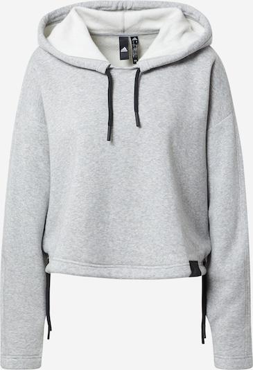 ADIDAS PERFORMANCE Sportsweatshirt in graumeliert, Produktansicht