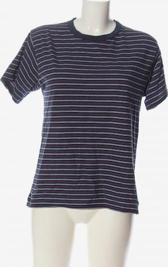 Brandy Melville Ringelshirt in M in blau / rot / weiß, Produktansicht