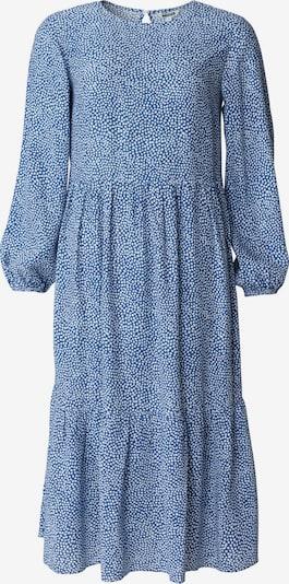 Indiska Robe 'JULIA' en bleu / blanc, Vue avec produit