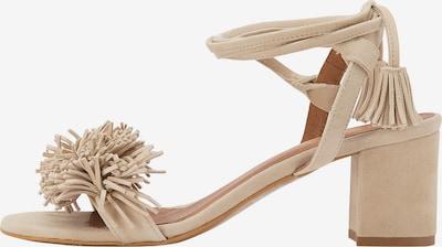IZIA Sandale in beige / creme, Produktansicht