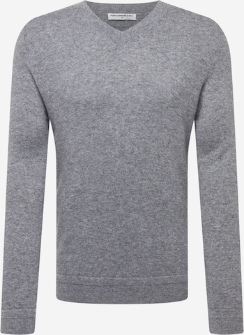 Pull-over Pure Cashmere NYC en gris