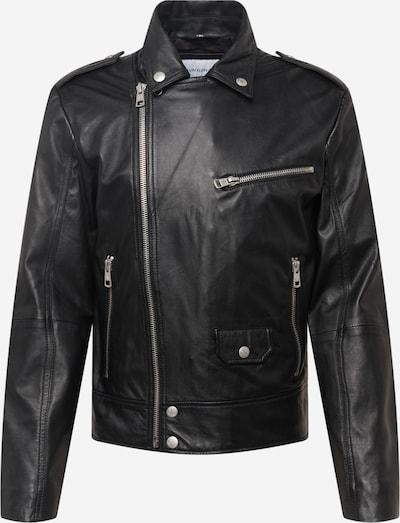 Geacă de primăvară-toamnă Calvin Klein Jeans pe negru, Vizualizare produs