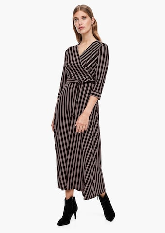 s.Oliver BLACK LABEL Dress in Brown