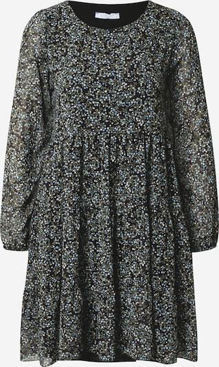 Hailys Kleid 'Agneta' in mischfarben / schwarz, Produktansicht
