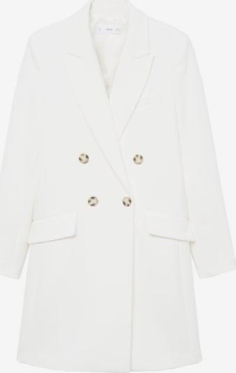 MANGO Tussenmantel 'sugus' in de kleur Wit, Productweergave