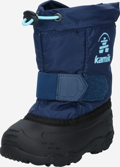Kamik Škornji 'TICKLEEU' | mornarska barva, Prikaz izdelka