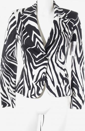 RINASCIMENTO Kurz-Blazer in M in schwarz / weiß, Produktansicht