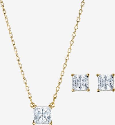 Swarovski Parure de bijoux en or, Vue avec produit
