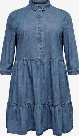ONLY Carmakoma Kleid 'Veronica' in blue denim, Produktansicht