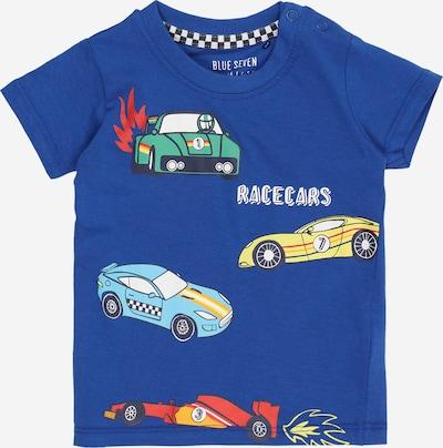 BLUE SEVEN T-Krekls, krāsa - opālisks / karaliski zils / gaiši dzeltens / jauktu krāsu / balts, Preces skats