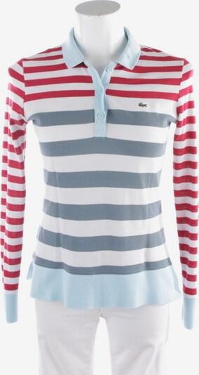 LACOSTE Shirt langarm in S in mischfarben, Produktansicht