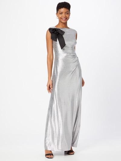 Lauren Ralph Lauren Kleid 'AVELINE' in schwarz / silber, Modelansicht