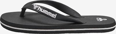 Hummel Strand-/badschoen in de kleur Zwart / Wit, Productweergave