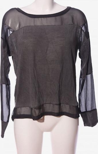 Eight2Nine Schlupf-Bluse in L in hellgrau, Produktansicht
