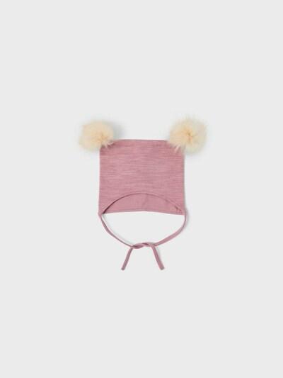 NAME IT Bonnet en rose, Vue avec produit