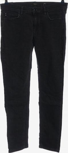 DEYK Röhrenjeans in 29 in schwarz, Produktansicht