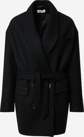 Palton de primăvară-toamnă 'Josefa' EDITED pe negru, Vizualizare produs