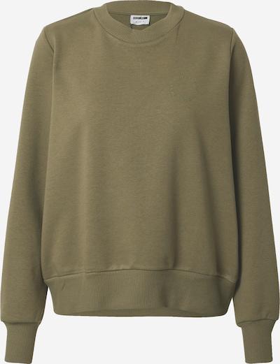 Noisy may Sweatshirts 'LUPA' in khaki, Produktansicht