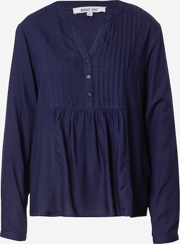 ABOUT YOU Blouse 'Eva' in Blue