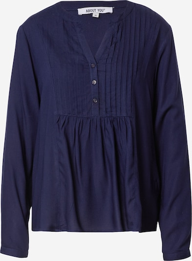ABOUT YOU Bluse 'Eva' in navy, Produktansicht