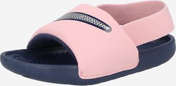 Pantofi deschiși 'Kawa' de la NIKE pe roz
