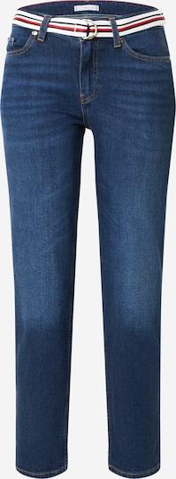 TOMMY HILFIGER Jeans 'ROME' in dunkelblau / rot / weiß, Produktansicht