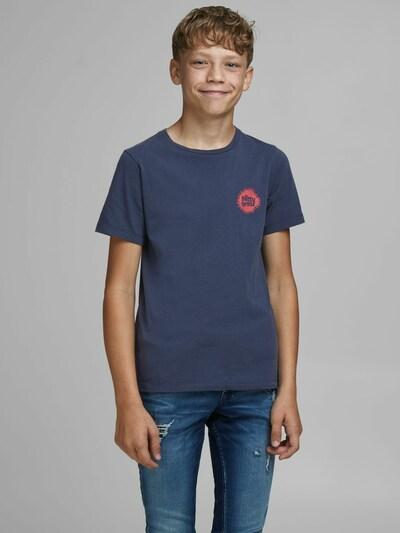 Jack & Jones Junior Shirt in de kleur Blauw: Vooraanzicht