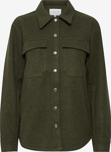 b.young Kurzjacke 'BYADANA' in grün / khaki, Produktansicht