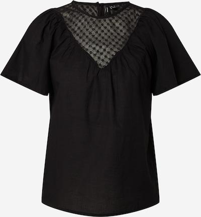 VERO MODA Blouse 'NIKITA' in de kleur Zwart, Productweergave