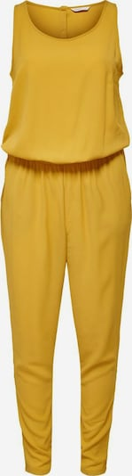 ONLY Jumpsuit in de kleur Geel / Grijs, Productweergave