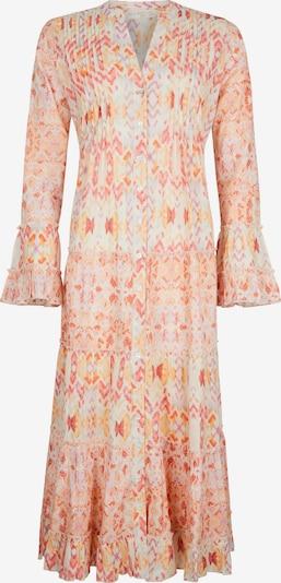 Isla Ibiza Bonita Kleid 'IKAT' in orange, Produktansicht