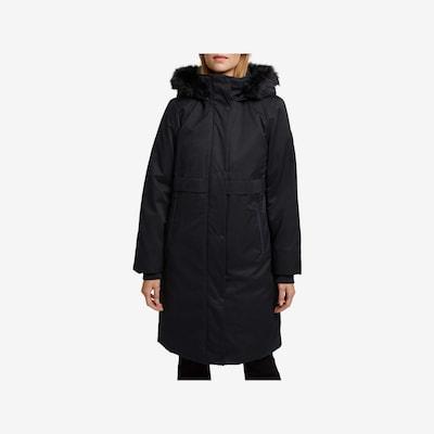 ESPRIT Wintermäntel in schwarz, Modelansicht