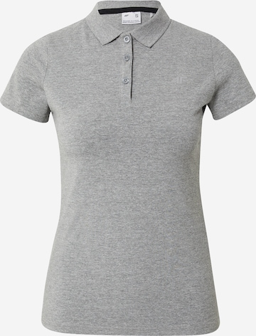 4F Sportshirt in Grey