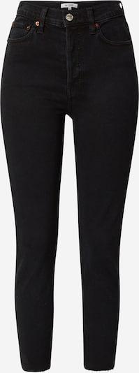 RE/DONE Jeans i black denim, Produktvisning