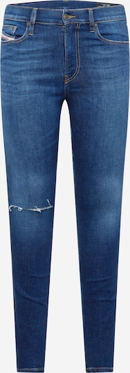 DIESEL Jeans 'ISTORT' in blue denim, Produktansicht