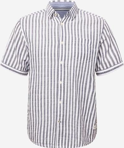 TOM TAILOR Košeľa - námornícka modrá / biela, Produkt
