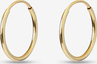 CHRIST CHRIST Damen-Creolen 375er Gelbgold 14 Diamant ' ' in gold, Produktansicht