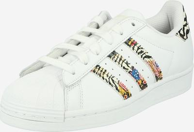 ADIDAS ORIGINALS Sneaker 'SUPERSTAR W' in weiß, Produktansicht