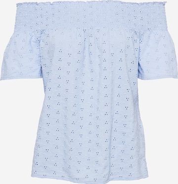 ONLY Bluse 'NEW SHERY' in Blau