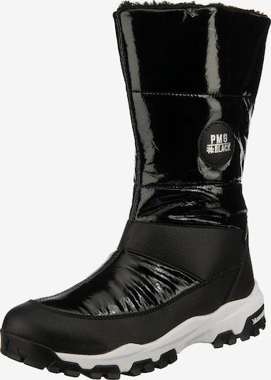 PRIMIGI Winterstiefel in schwarz / weiß, Produktansicht
