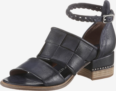 A.S.98 Strap Sandals in Dark blue, Item view
