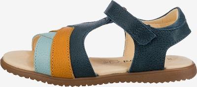 Bundgaard Sandals in Blue / Orange, Item view