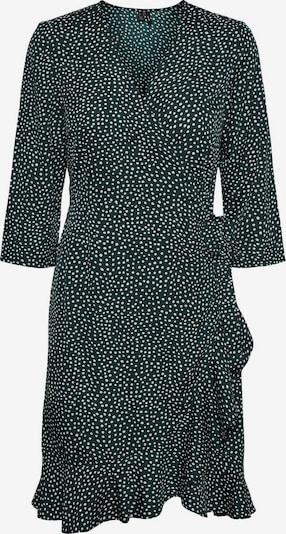 VERO MODA Robe en turquoise / blanc, Vue avec produit